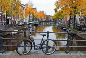 herfst holland
