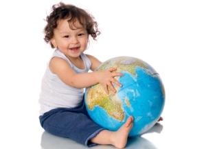 emigreren met kinderen