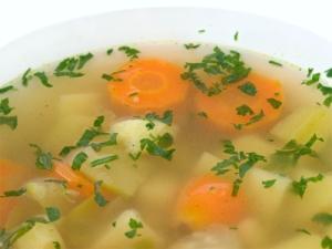 hollandse groentesoep