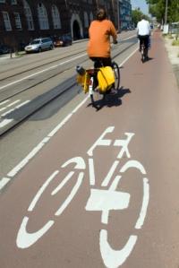 fietspad nederland