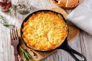 aardappel champignonschotel
