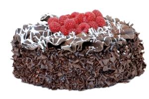 chocoladekwarktaart