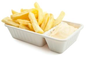 Patatje mayonaise