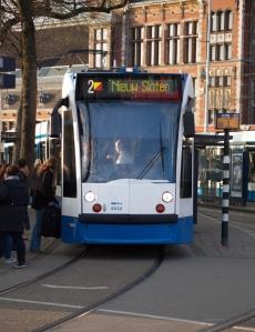 tram 2 amsterdam